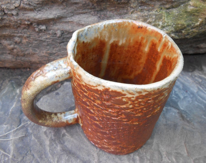 Laced Tree Clay Mug