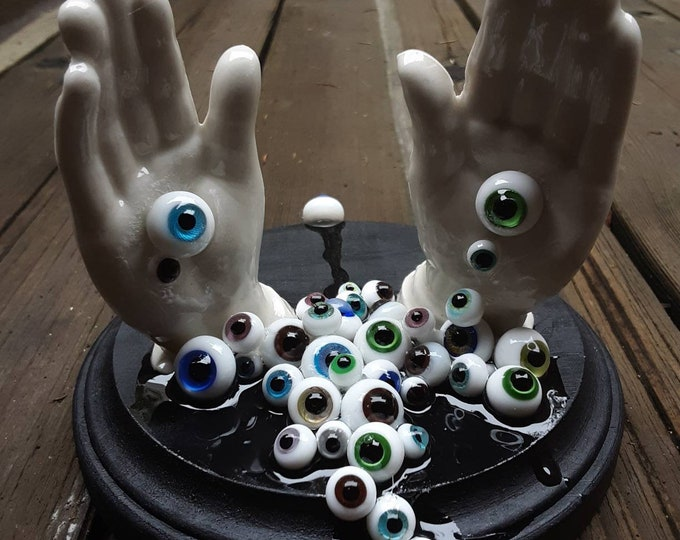 Eyes Spill Forth Figurine