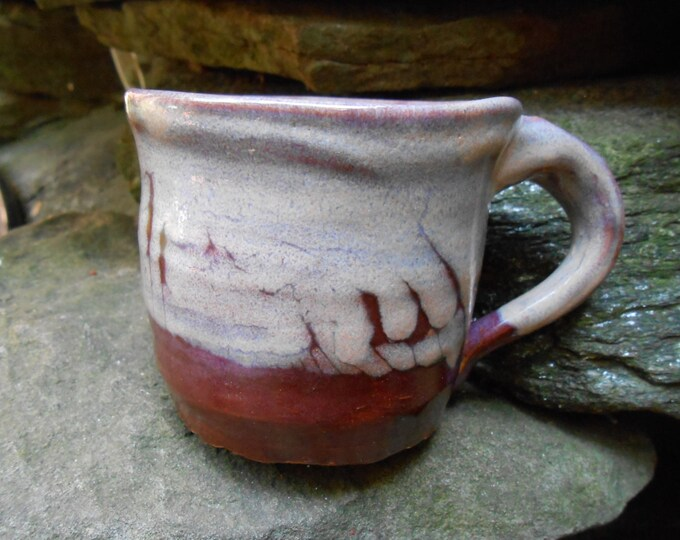 Mulberry Bush Ceramic Wheel Thrown Mug