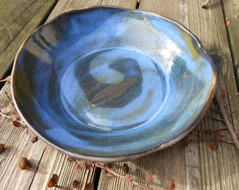 Stormy Seas Ceramic Bowl ON SALE