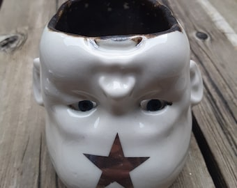 Baby Head Star Votive