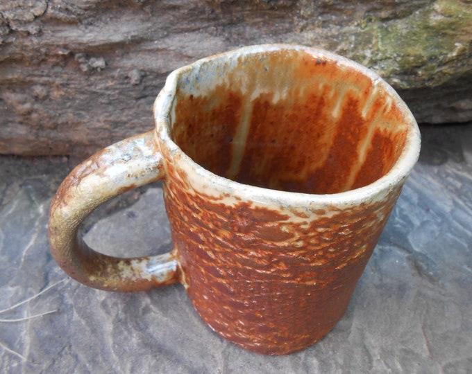 Laced Tree Clay Mug