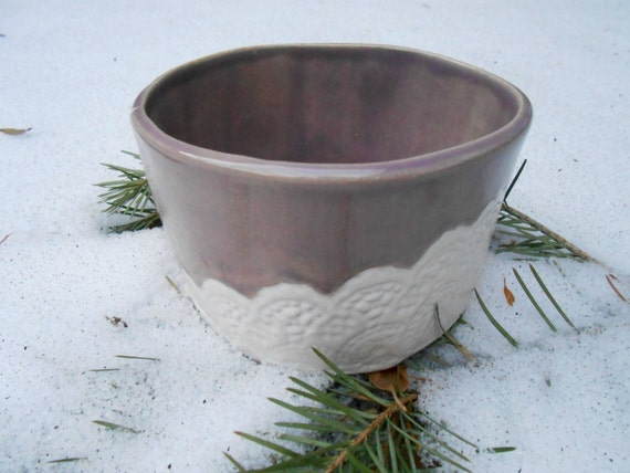 Vineyard Ceramic Dish