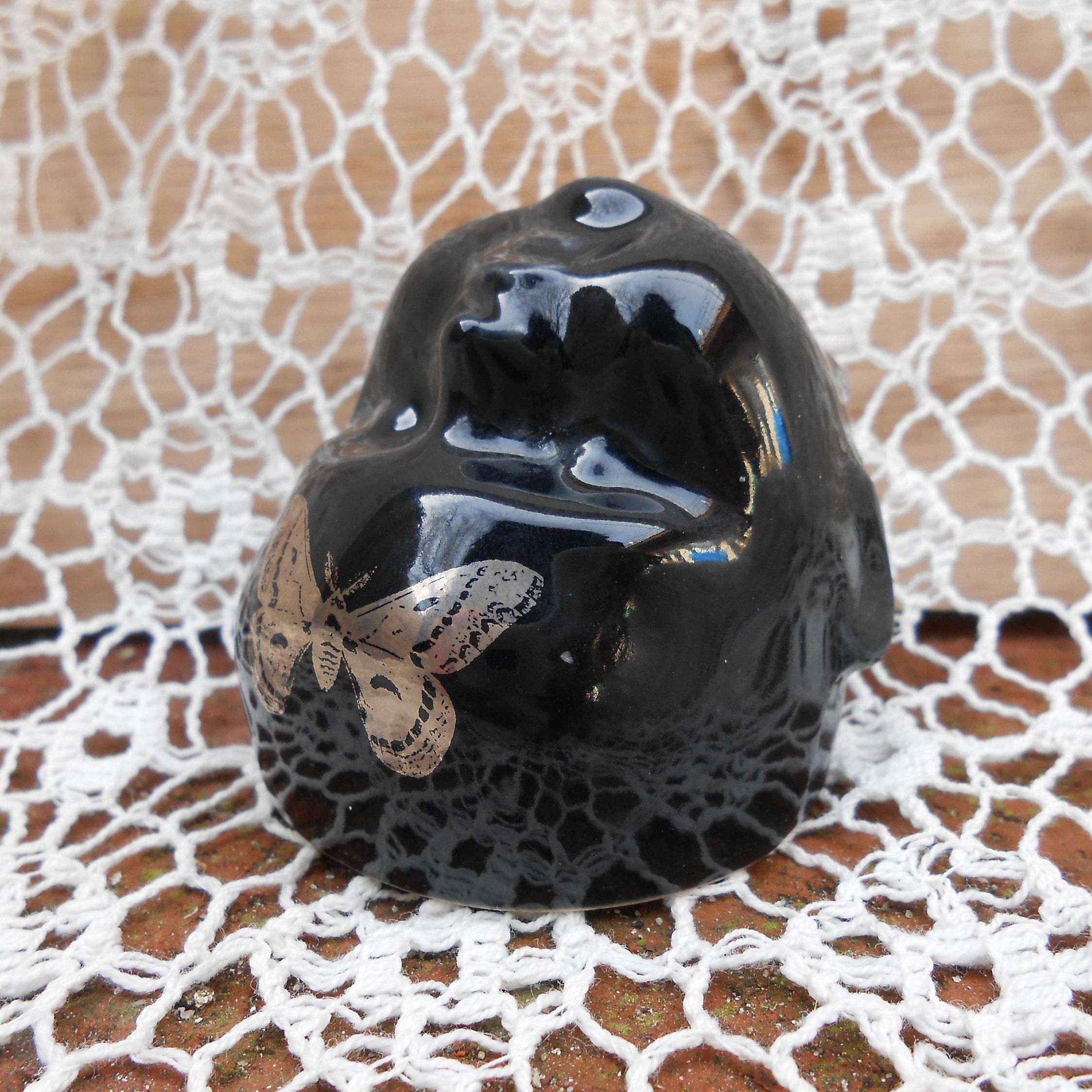 Slip Cast Ceramic Baby Head Shotglass