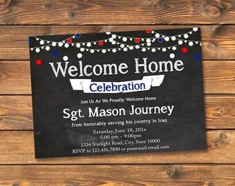 Homecoming invite Etsy
