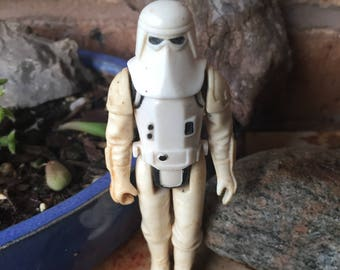 1980 Star Wars Hoth Imperial Storm Trooper Action Figure