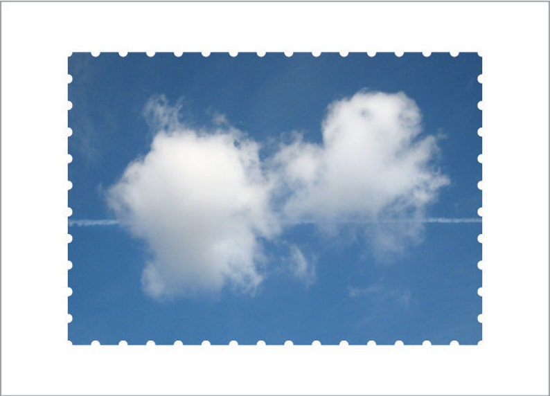 Two Little Clouds image 0