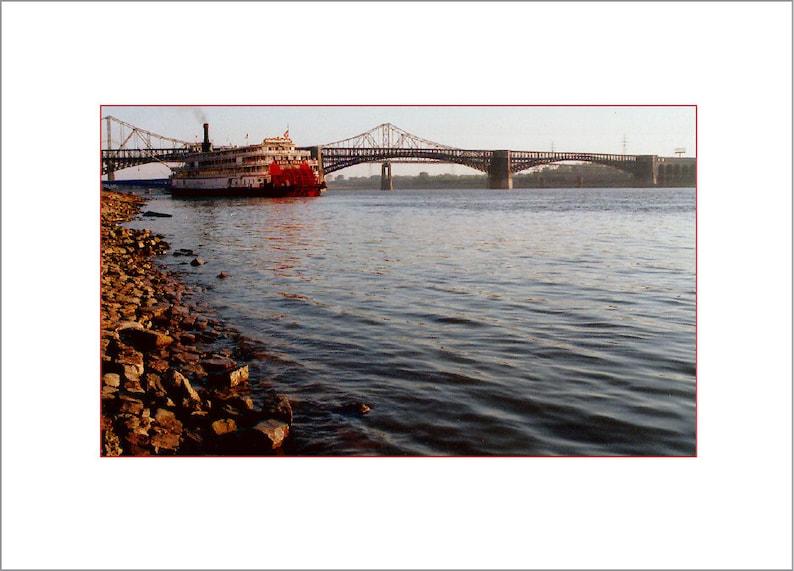 Riverboat on the Mississippi image 0