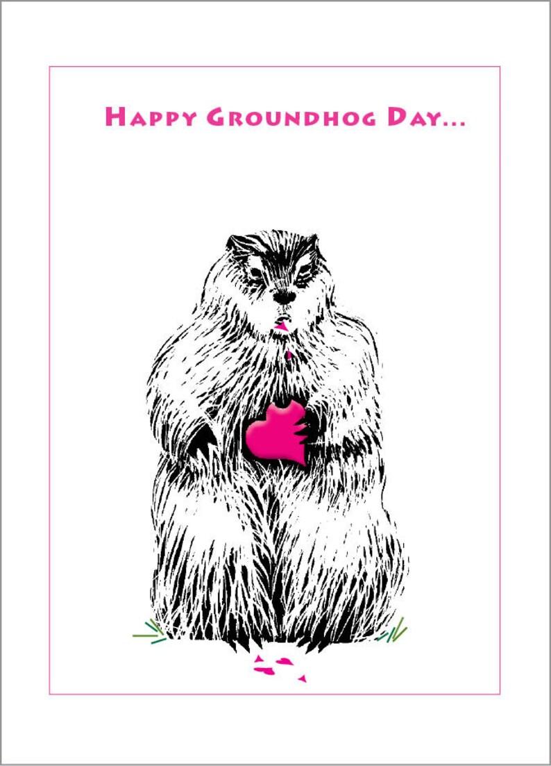 Happy Groundhog Day... image 0