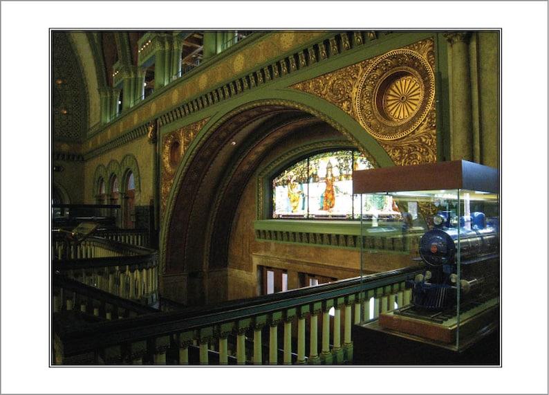 Union Station Lobby St. Louis Missouri image 0