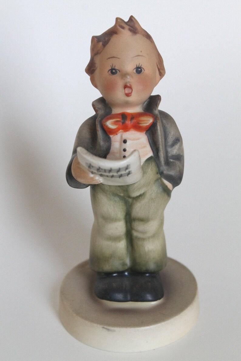 Hummel Figurine Soloist image 0