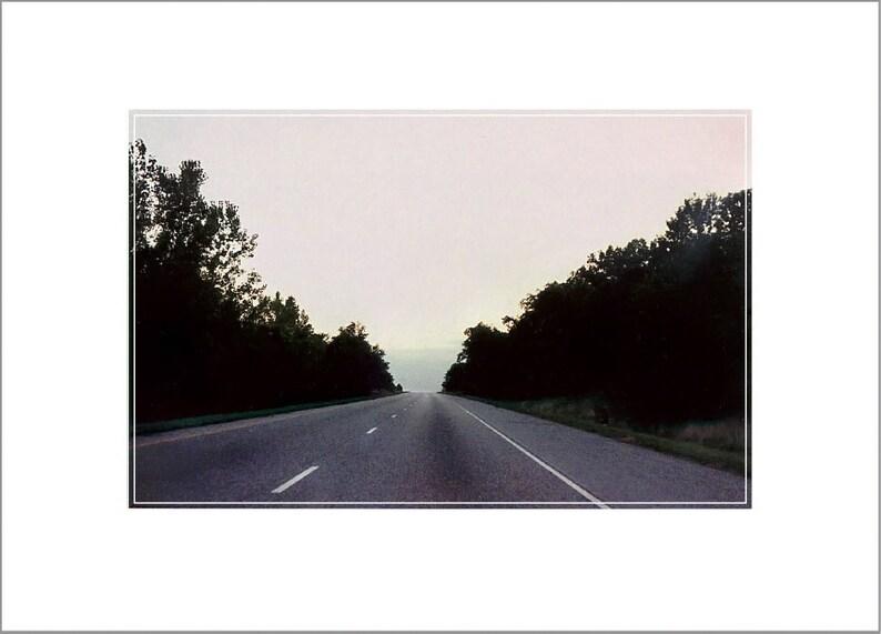 Road & Sky image 0