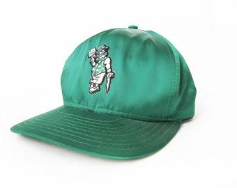 sports shoes aba4c 918d2 ... where can i buy vintage baseball hat boston celtics nba snapback 1990s boston  celtics snapback cap