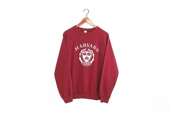 vintage sweatshirt / Harvard sweatshirt / Champion
