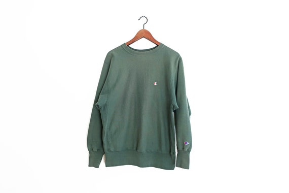 vintage sweatshirt / Champion sweatshirt / reverse
