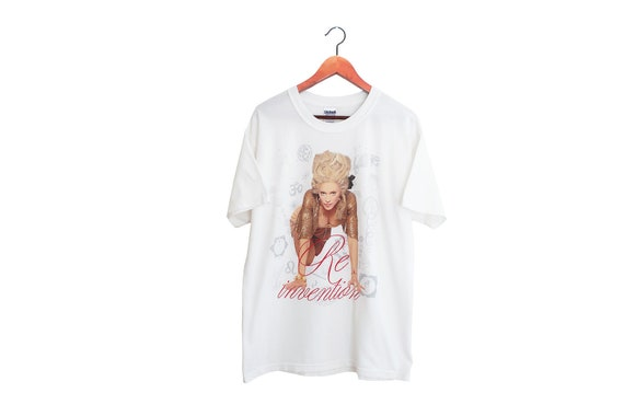 vintage t shirt / Madonna t shirt / Madonna tour s