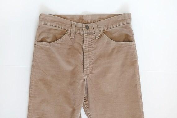 vintage Levis pants / Levis corduroy / corduroy p… - image 2