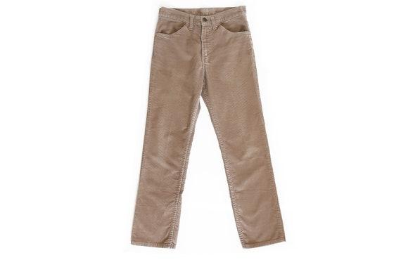 vintage Levis pants / Levis corduroy / corduroy p… - image 1