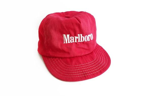 vintage baseball hat / Marlboro hat / 90s snapback