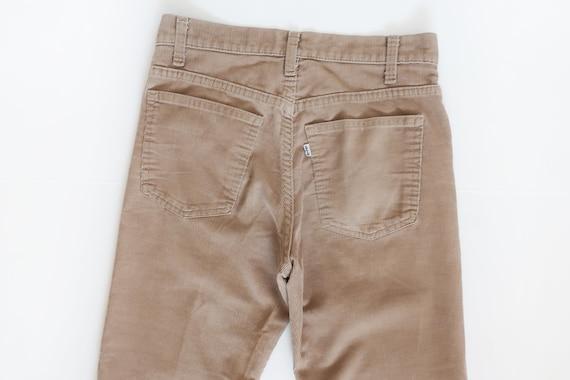 vintage Levis pants / Levis corduroy / corduroy p… - image 5