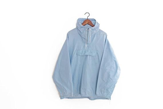 vintage jacket / 60s windbreaker / vintage anorak
