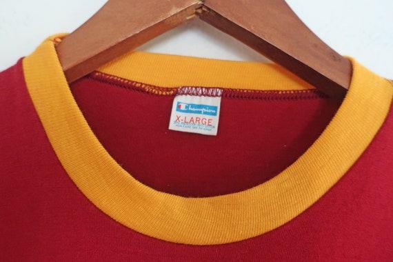 vintage t shirt / Harvard t shirt / 70s t shirt /… - image 5