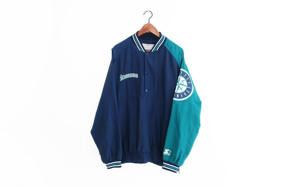 vintage jacket / Mariners jacket / Starter jacket