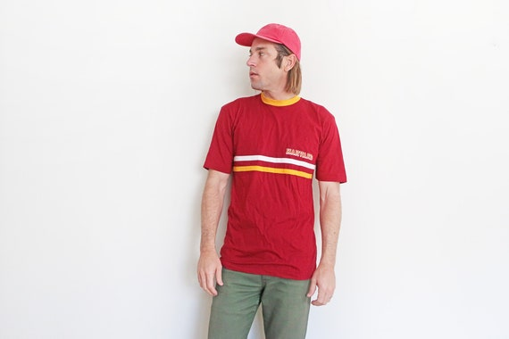 vintage t shirt / Harvard t shirt / 70s t shirt /… - image 2