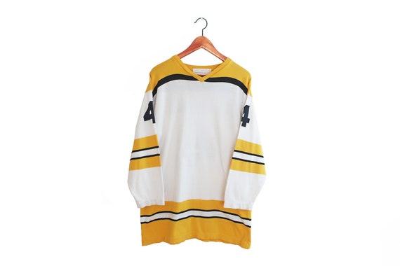 vintage jersey / hockey jersey / 70s sportswear /