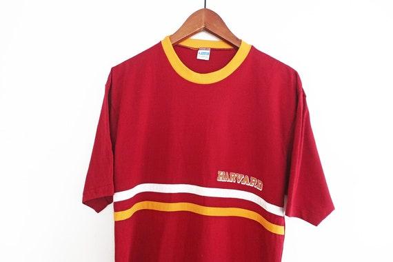 vintage t shirt / Harvard t shirt / 70s t shirt /… - image 1