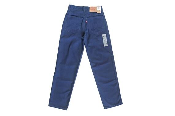 vintage Levis denim / Levis 550 / high waist jeans