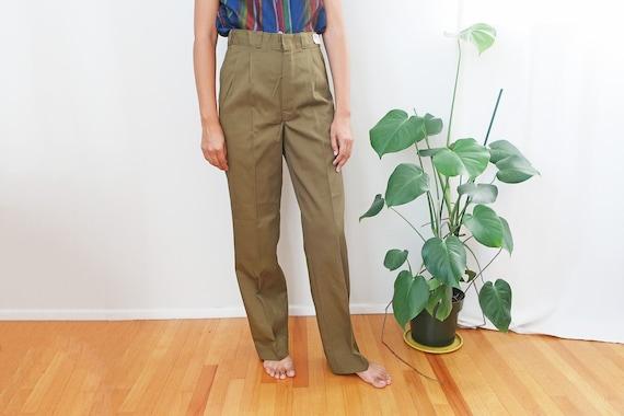 vintage work pants / 70s pants / vintage Dickies /