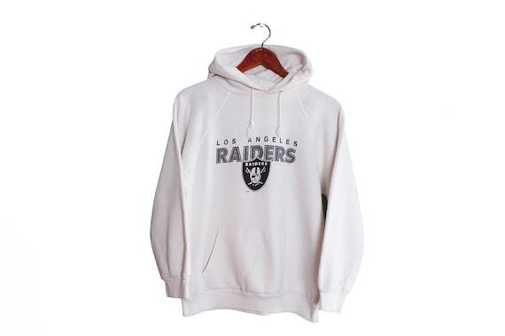 vintage sweatshirt / Raiders sweatshirt / Champion