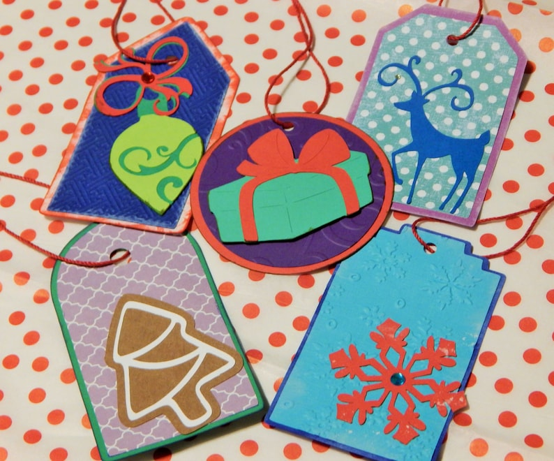 Variety Pack Christmas Gift Tags