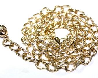 Or ceinture en métal de chaîne pour Tuniques Robe Tops etc 5a17a4669a4