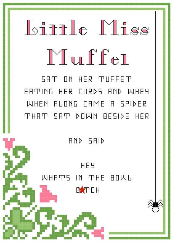 Sexual meanings of nursery rhymes