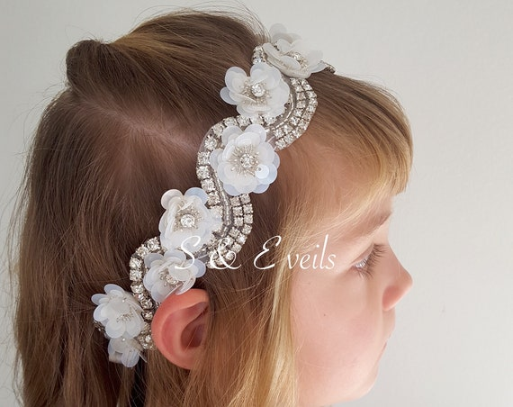 Tiara for flower girls or special event