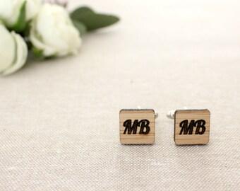 Wedding cufflinks, cufflinks for groom, cufflinks for groomsmen, personalised wedding cufflinks, custom cufflinks