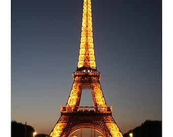 Eiffel Tower 3 Photo Print