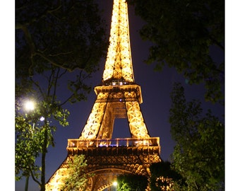 Eiffel Tower 2 Photo Print