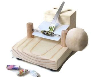 "V3 Paper Bead Roller Rolling Machine, 1/8"" Paper Bead Rolling Tool, Ergonomic Paper Bead Maker, DIY Paper Bead Jewelry"