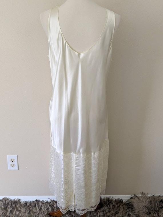 ALFRED ANGELO Slip Ivory, Wedding Dress Underdres… - image 3
