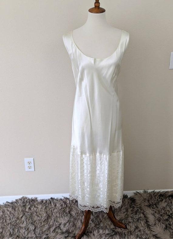 ALFRED ANGELO Slip Ivory, Wedding Dress Underdres… - image 6