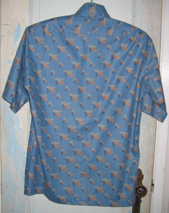 Vintage Mens  Shirt - image 4