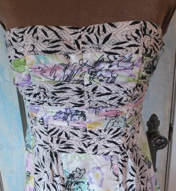Backless Nanette Lepore Dress,