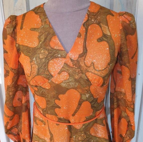 1960's-70's Dress Mini Dress 1960's Mini