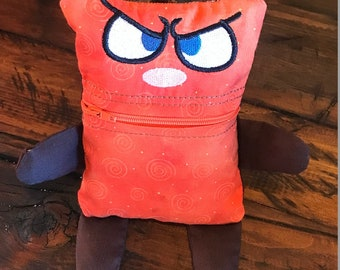 HL ITH Worry Monster HL6129