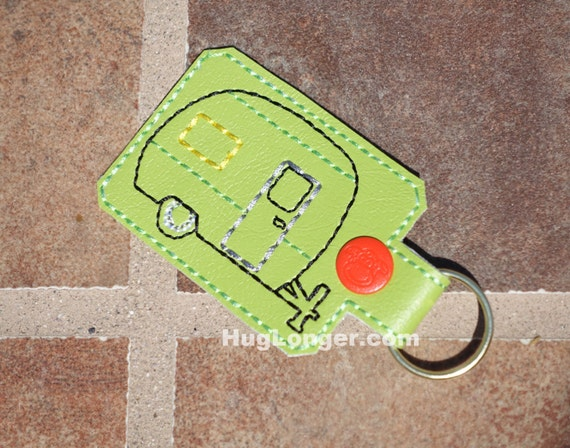 Ith camper key fob hl motorhome trailer camping etsy