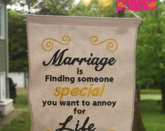HL Marriage is HL6082