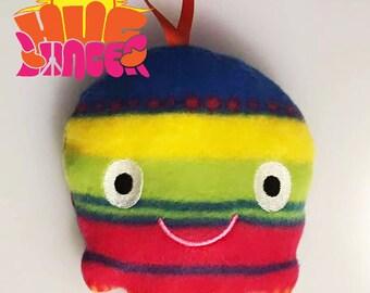 HL ITH Happy/Sad Mood Octopus HL6103